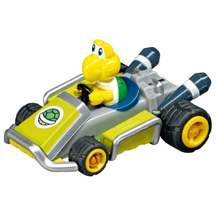 carrera go voiture mario kart 7 koopa troopa achat vente v hicule circuit cdiscount. Black Bedroom Furniture Sets. Home Design Ideas