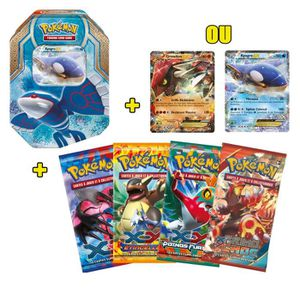CARTE A COLLECTIONNER POKEMON Pokébox Bleue de Pâques 2015 Bleue