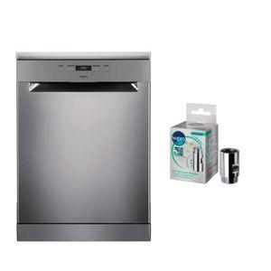 LAVE-VAISSELLE Pack WHIRLPOOL OWFC3C26X - Lave-vaisselle posable