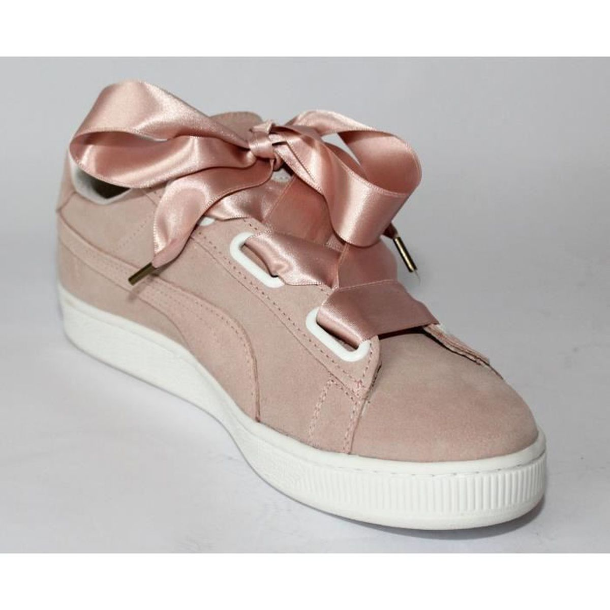 38 Vente Baskets Basket Chaussures Heart Puma Rose T Achat vnmN0w8O