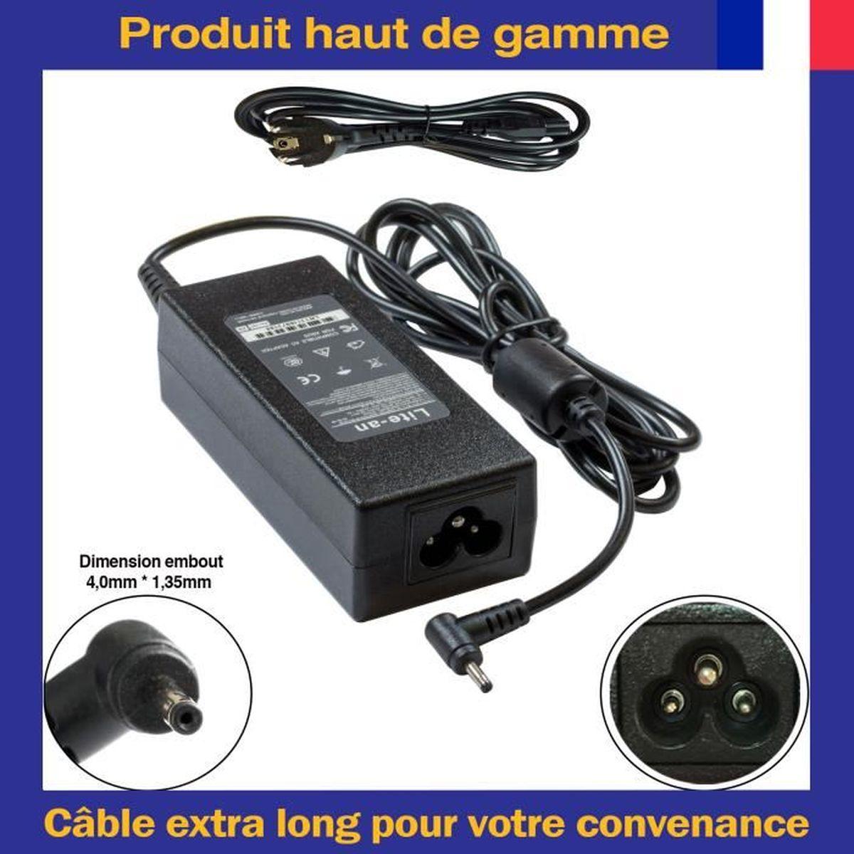 CHARGEUR - ADAPTATEUR  Chargeur Pour Asus ZenBook UX410U UX410UA Adaptate