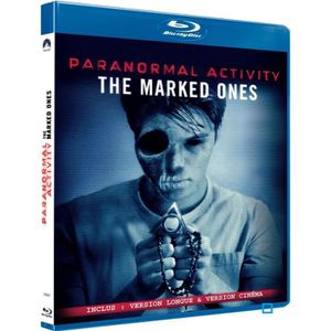 BLU-RAY FILM Blu-Ray Paranormal activity : the marked ones