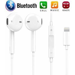CASQUE - ÉCOUTEURS Ecouteurs pour iPhone X / 7 / Plus / 8 / Plus, Eco