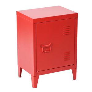 Table De Chevet Rouge Achat Vente Table De Chevet Rouge Pas Cher