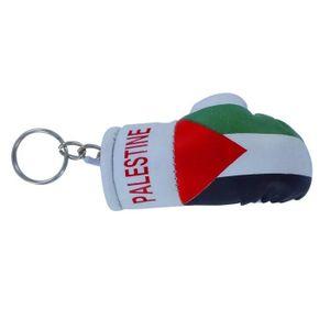PORTE-CLÉS Porte cles  gant de boxe drapeau palestine