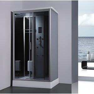 cabine de douche 120x90 pas cher. Black Bedroom Furniture Sets. Home Design Ideas
