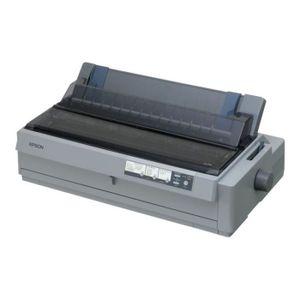 IMPRIMANTE Epson LQ 2190N Imprimante monochrome matricielle 4