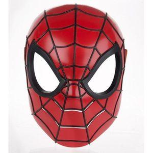 MASQUE - DÉCOR VISAGE SPIDERMAN Masque