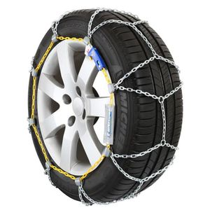 CHAINE NEIGE MICHELIN Chaines neige Elastic Fit Chain Mi70