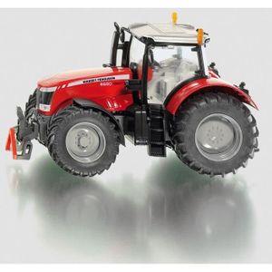 VOITURE - CAMION SIKU Tracteur Massey Ferguson Mf 8680 1/32ème - Vé