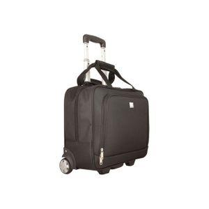 Dicota D30827 Sacoche avec bandouli/ère pour Ordinateur Portable Noir