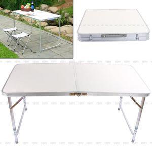 LAFUMA Table Pliante Hawaï - Gris - Achat / Vente table de ...