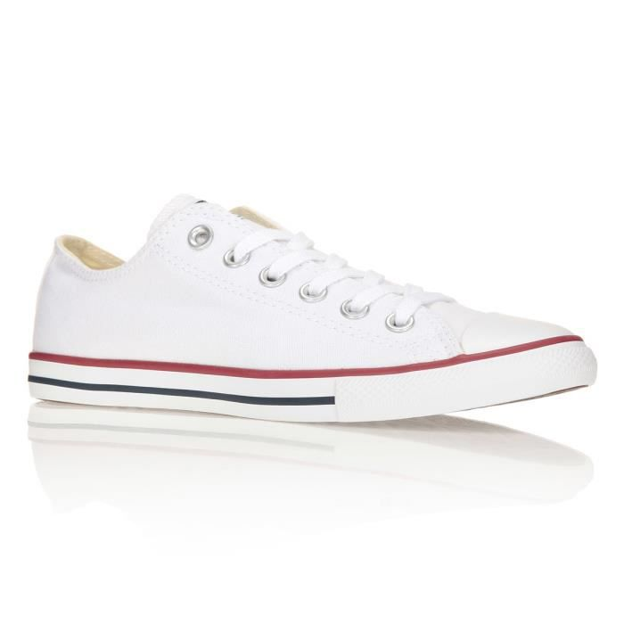 Converse Blanche Basse Femme Taille 37