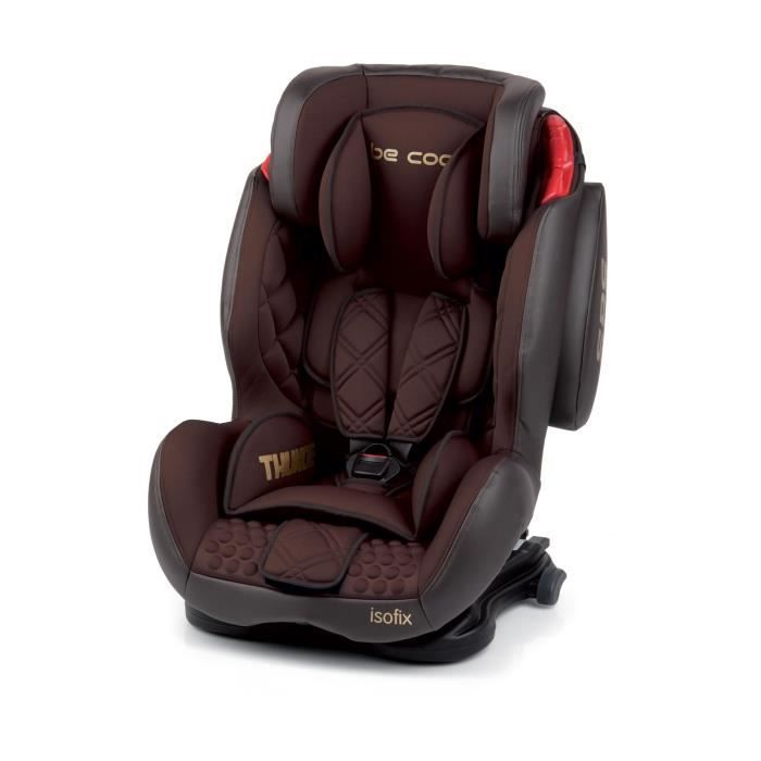 be cool si ge auto grp1 2 3 thunder isofix brownie achat vente si ge auto r hausseur be. Black Bedroom Furniture Sets. Home Design Ideas