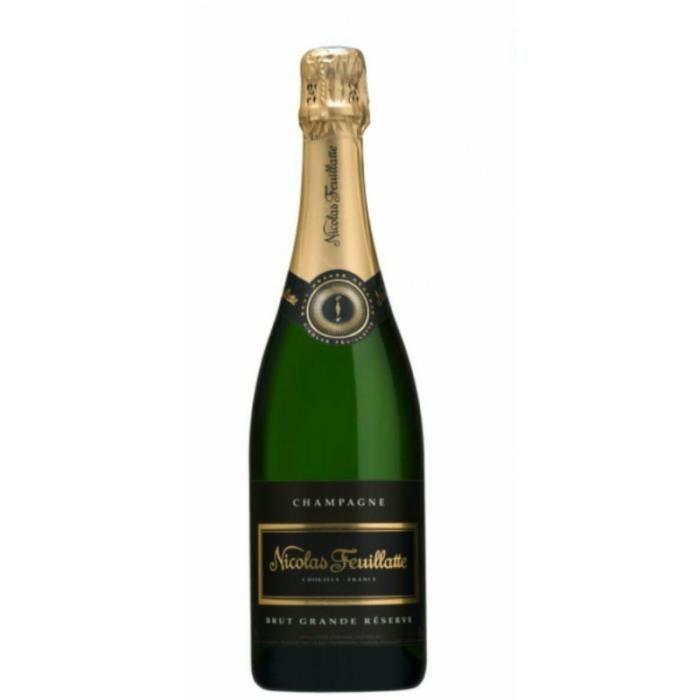 Champagne Nicolas Feuillatte Brut Grande Cuvée