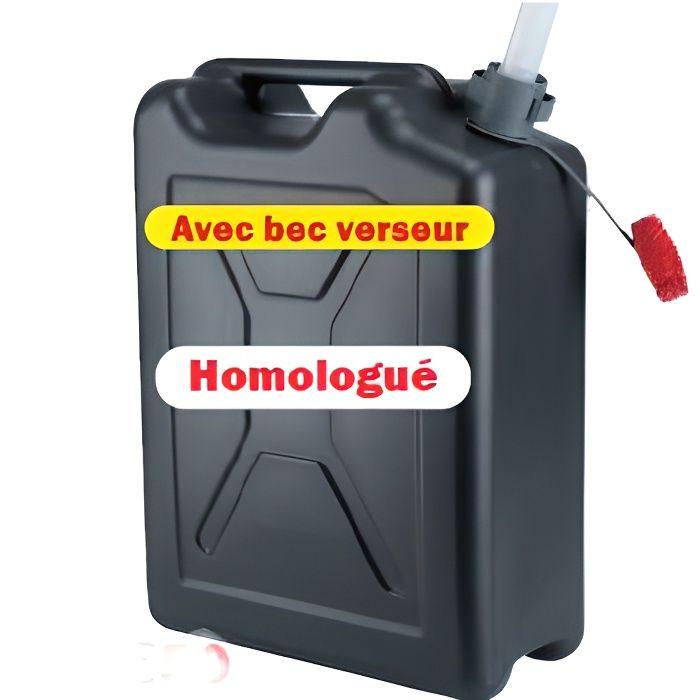 presol - jerrican hydrocarbure 20l type us noir…