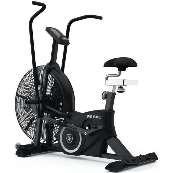 Velo d'appartement Titanium Strength modele air bike pro