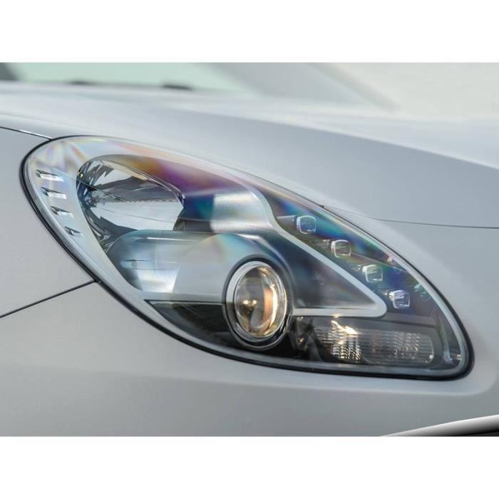 For this headlight -Excellent Ultra lumineux COB led ange yeux halo anneaux voiture accessoires lumière de jour pour Alfa Romeo Giul