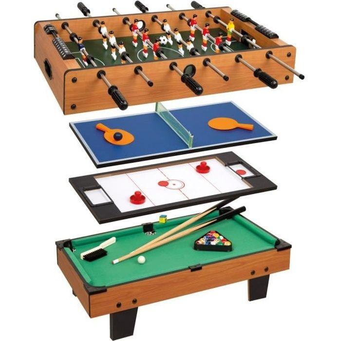 Table multi-jeux CB Games