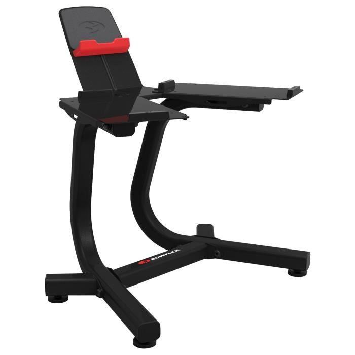 Bowflex avec Media Rack Support pour haltère Noir Taille Unique