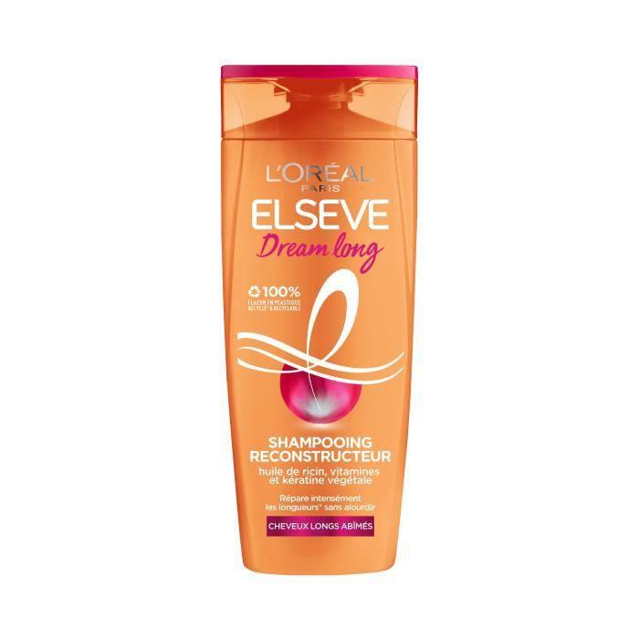 L'OREAL PARIS ELSEVE Shampooing Dream Long - 250 ml