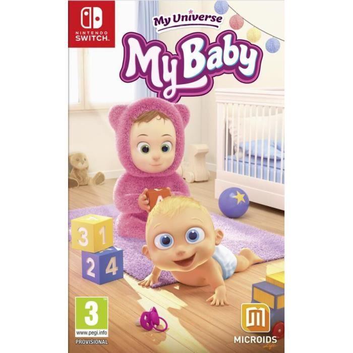 My Baby Jeu Nintendo Switch