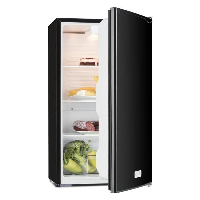 Klarstein Beerkeeper Réfrigérateur 92 litres - Classe d'efficacité énergétique A+ - 3 niveaux - noir