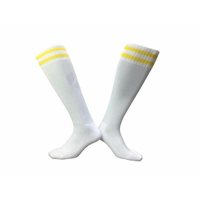 Chaussettes de football enfants adultes Chaussettes de soccer pour hommes et femmes Chaussettes de sport à fond de serviette