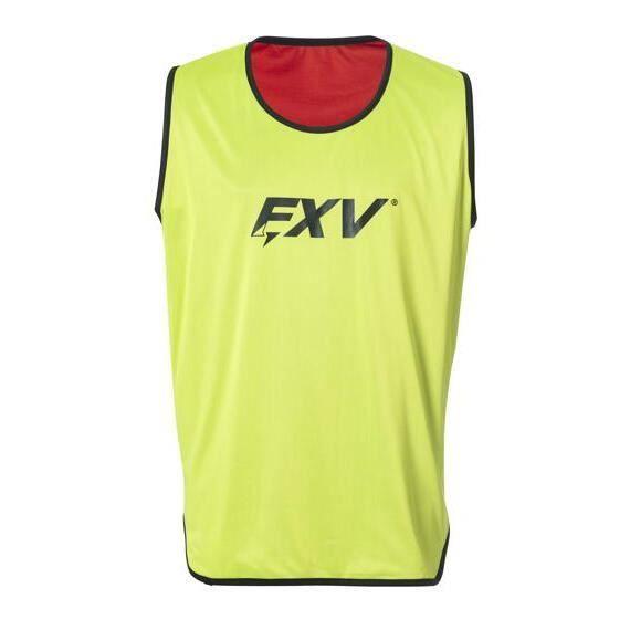 Chasuble réversible Force XV - jaune - 2XL/3XL