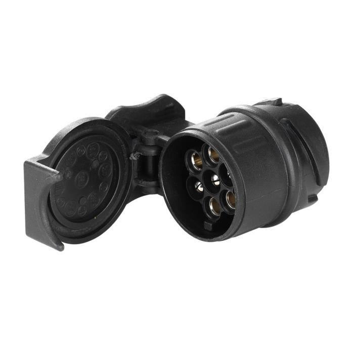Thule Adapter 9907 Convertit la prise électrique 13 broches de la voiture en une prise 7 broches