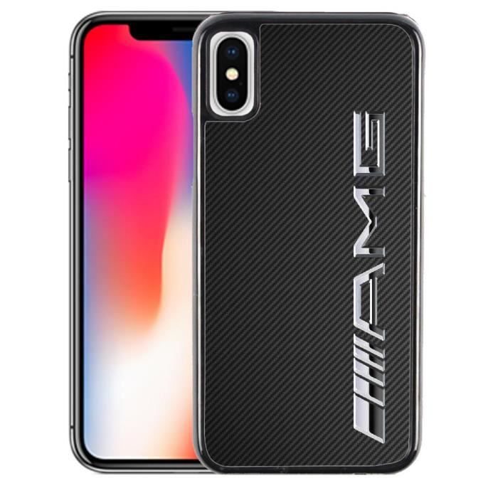 amg coque iphone x