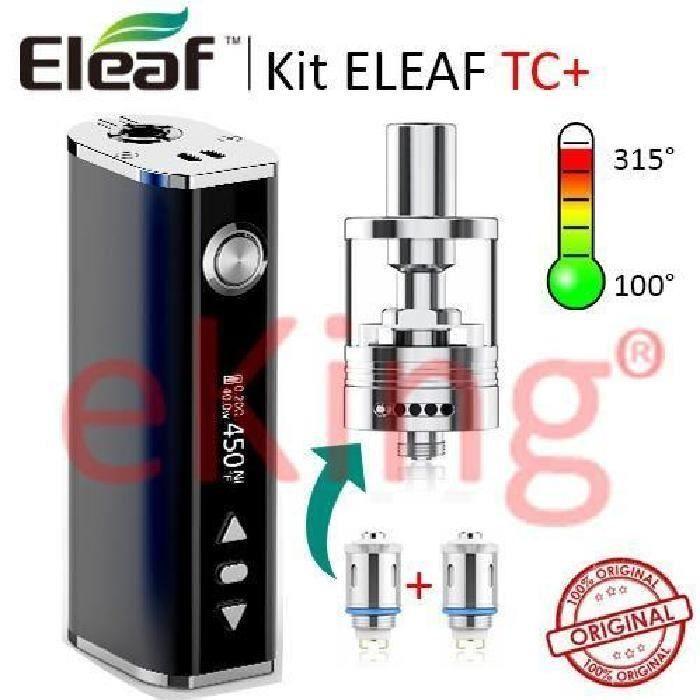 GS Tank  eleaf Noir Kit iStick 40W TC