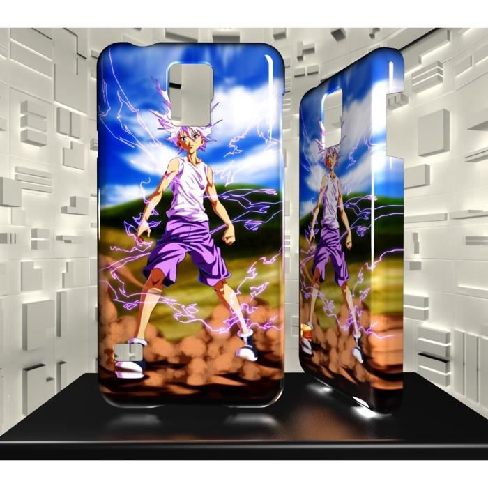 Coque Samsung Galaxy S5 MAF Hunter x Hunter Kurapika 01