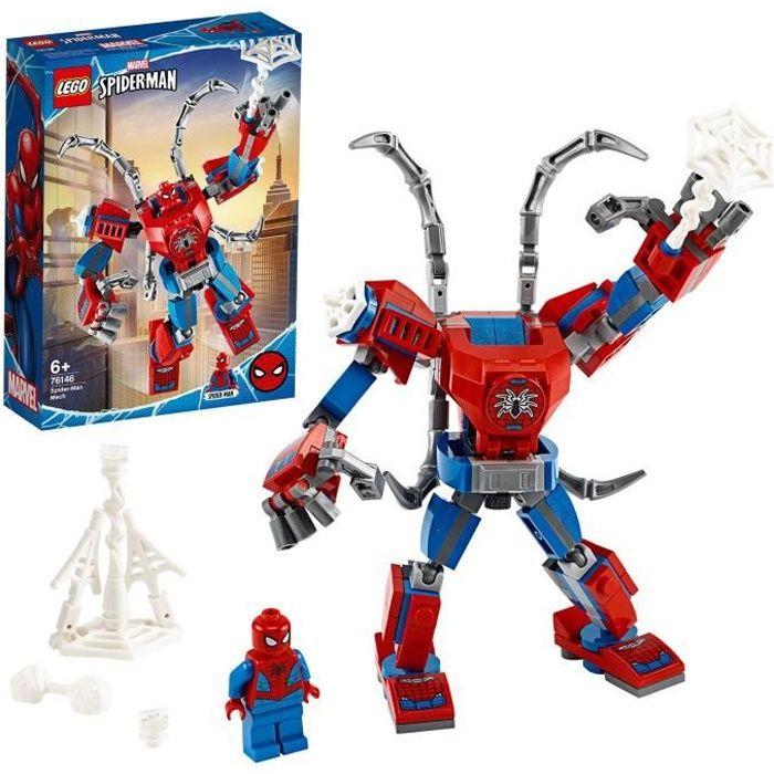 Jouet Spid... Marvel Spider-Man Far From Home Véhicule Spiderjet et figurine