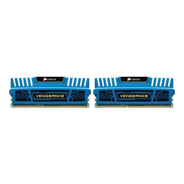 MÉMOIRE RAM Corsair 8Go DDR3 1600MHz CL9 RAM CMZ8GX3M2A1600C9B