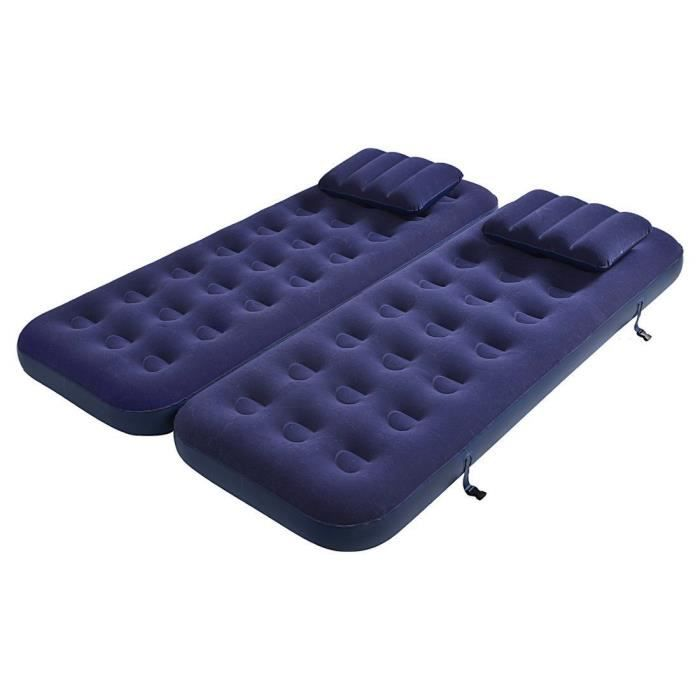 matelas gonflable camping 3 functions prix pas cher. Black Bedroom Furniture Sets. Home Design Ideas