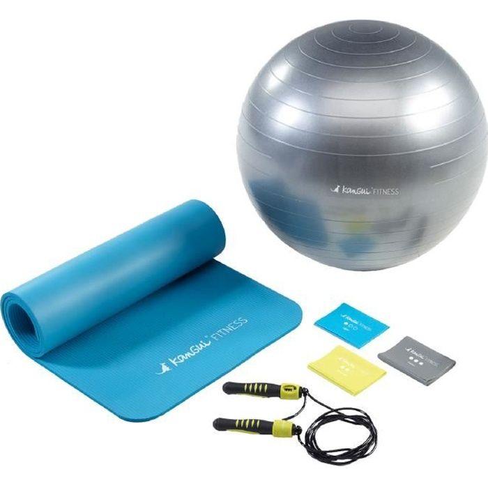 Pilates Soft sur Balle 18 cm Gym Ball Résistance Travail Tapis Fitness
