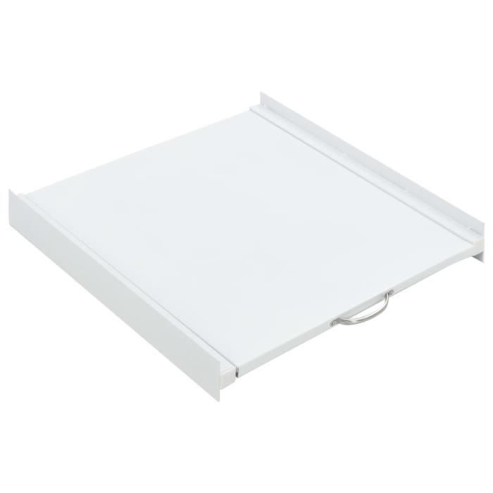 RAMPE - MAIN COURANTE Kit d'empilage avec étagère coulissante pour la ma