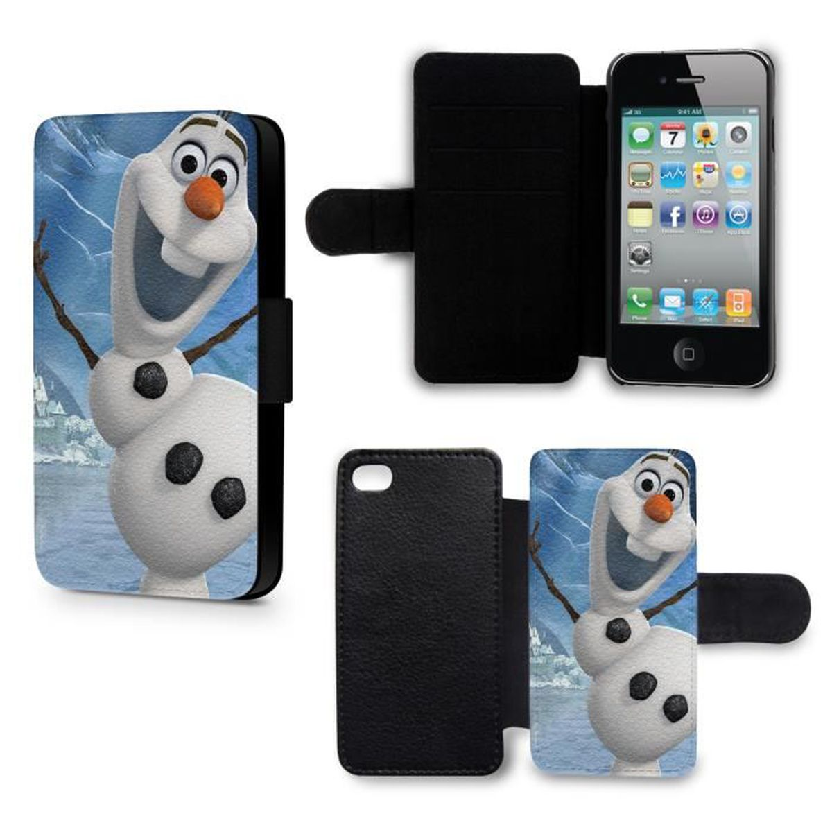 coque iphone 5 olaf