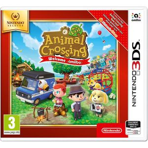 JEU 3DS Animal Crossing New Leaf Welcome Amiibo 3DS Jeu Ni