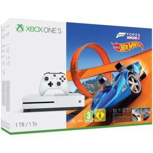 CONSOLE XBOX ONE Xbox One S 1 To Forza Horizon 3 Hotwheels