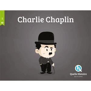 Livre 6-9 ANS Charlie Chaplin