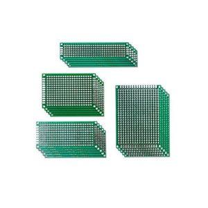PCB Circuit imprimé Cuivre simple face 35 Micron Format 20 x 40 cm 1.6 mm FR4-86