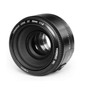 OBJECTIF YONGNUO YN50 50mm F1.8 Objectif grande ouverture A