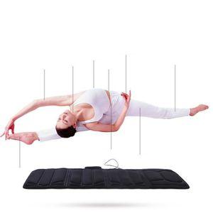 APPAREIL DE MASSAGE  Matelas de massage Tapis de massage 3 niveaux d'in