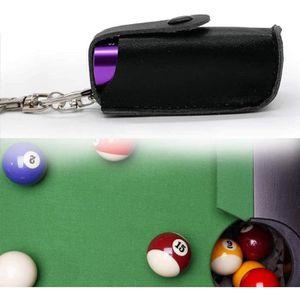 Rouge Snooker en Plastique Homyl Attache Support Reparation de Proc/éd/é de Queue de Billard