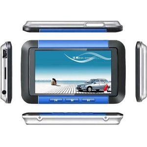 LECTEUR MP4 Baladeur Multimédia MP3 - MP5 - 8 Go - Ecran 3