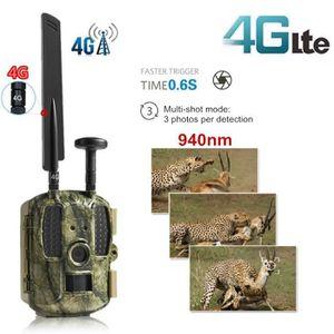 APP. PHOTO MINIATURE Caméras de chasse 4G Scout Wild Camera Photo-piège