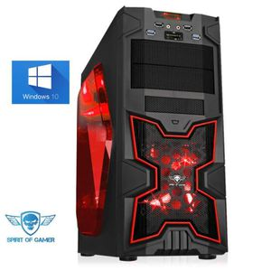 UNITÉ CENTRALE  Ordinateur Pc Gamer X-Fighters Victory AMD A4-4000