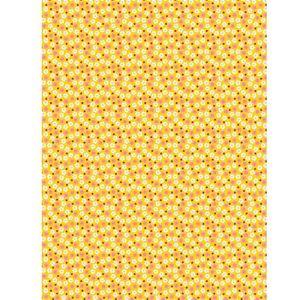 Kit papier créatif Feuille decopatch n°709, Petites fleurs printanièr